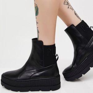 fenty bronzer boots